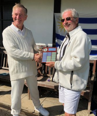 Jonathan Lamb wins our Montevideo Cup