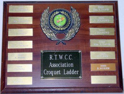 Association Ladder