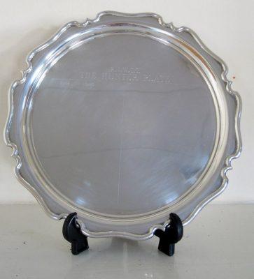 Hunter Plate
